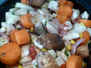 Slimming World Chicken Casserole